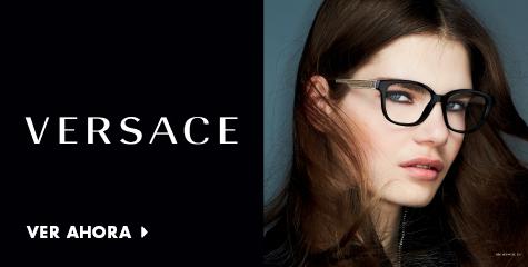 Espejuelos y gafas de sol Versace en LensCrafters