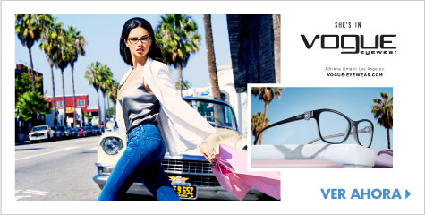 Ver espejuelos Vogue de mujer en LensCrafters