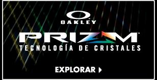 Tecnología de cristales Prizm de Oakley -  más información