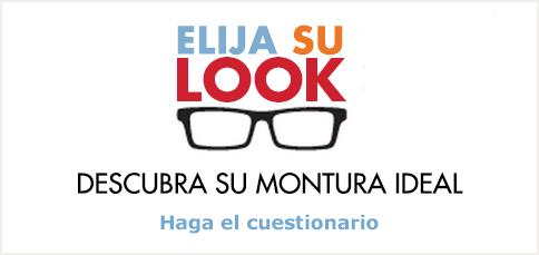 Elija su look