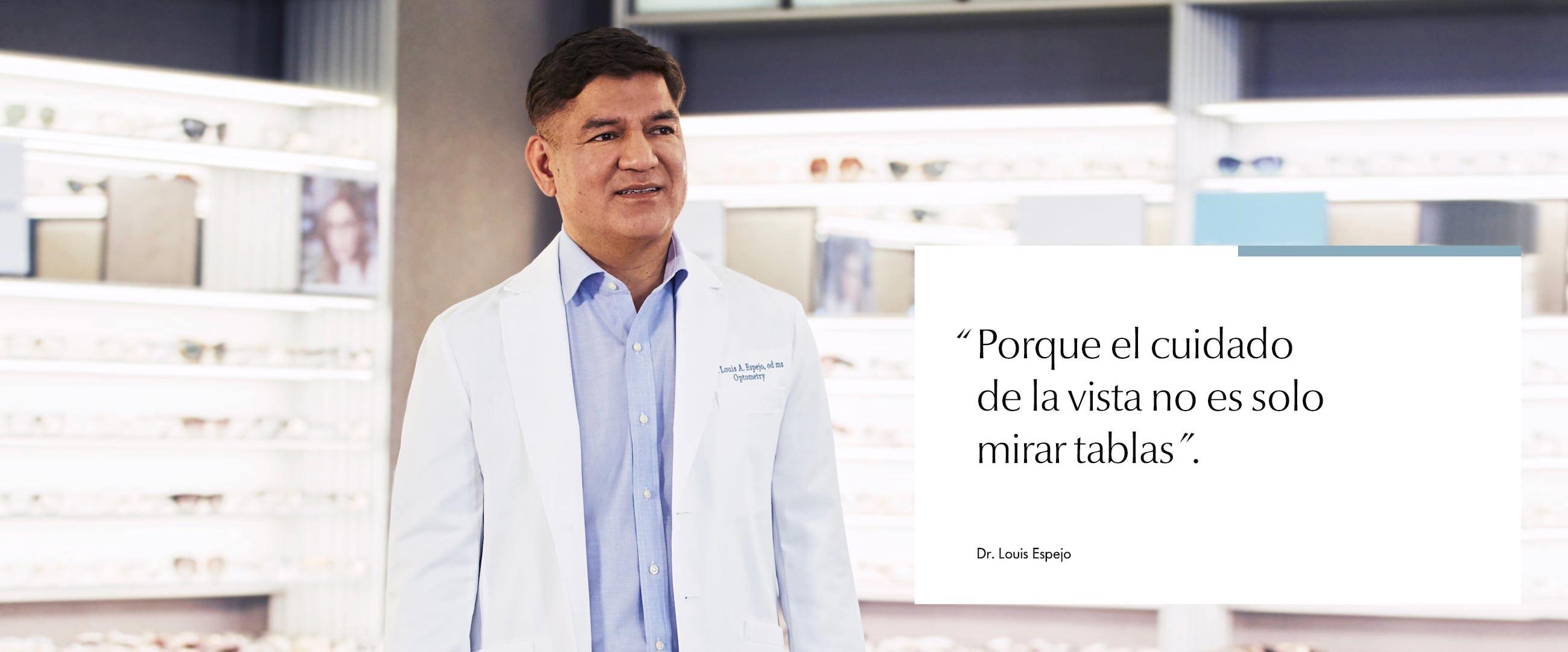 Imagen del doctor Espejo