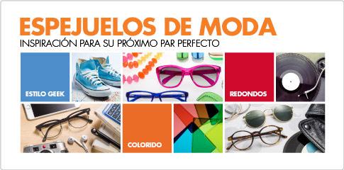 La moda como foco, explore nuestro último catálogo.